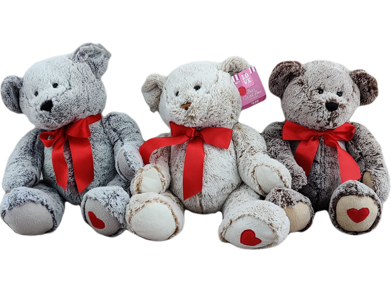 无锡优质毛绒玩具生产厂家